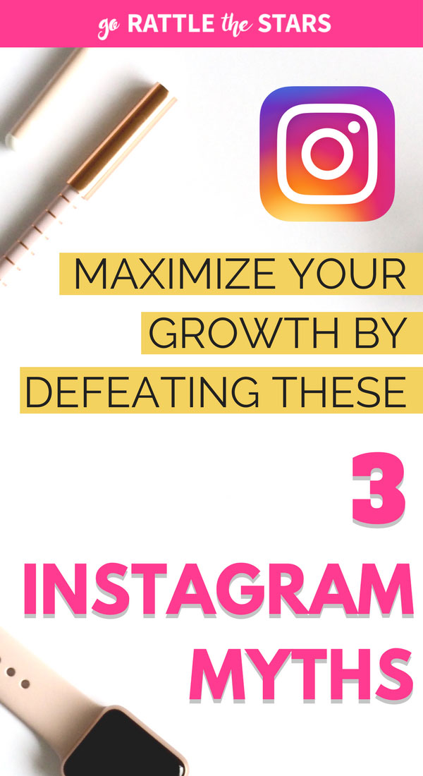 Maximize Your Instagram Growth By Defeating These 3 Myths