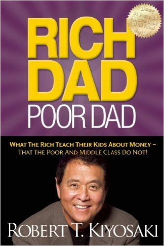 Rich Dad Poor Dad, best creative business books