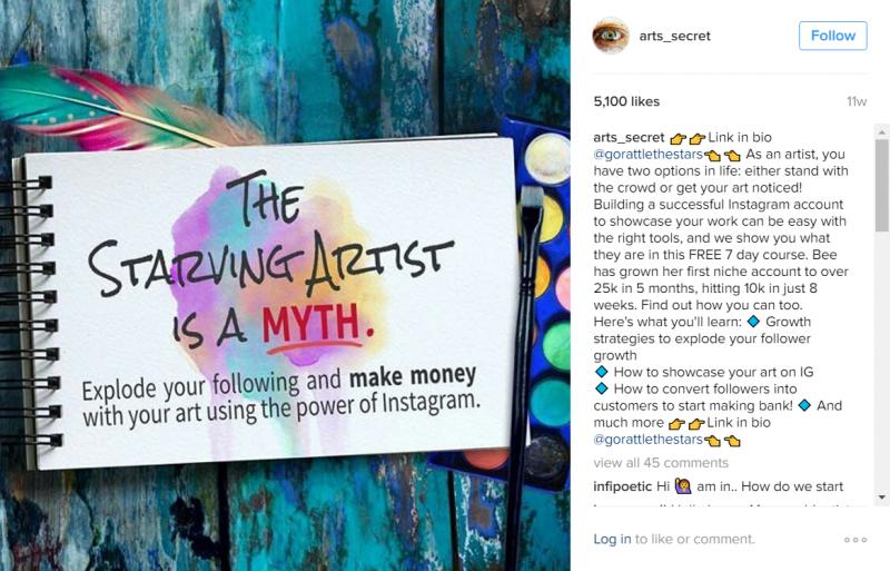 influencer marketing instagram promotions