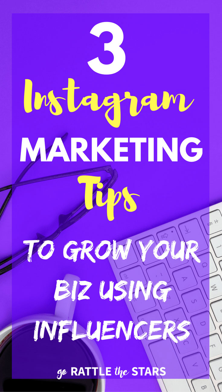 Instagram Marketing Tips | Instagram Influencer Marketing